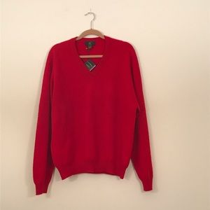 Club Room by Charter Club NWOT cashmere sweater